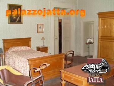Camera da letto Palazzo Jatta