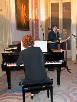 Concerto - palazzo Jatta