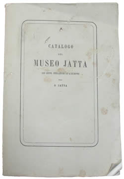 Copertina Catalogo Museo Jatta