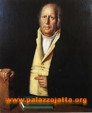 Giovanni Jatta senior 1840 circa