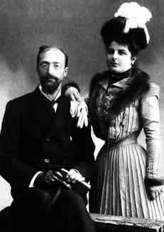 Giuseppe Jatta e la moglie Luisa Cafiero